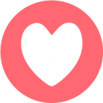 Relationships heart icon
